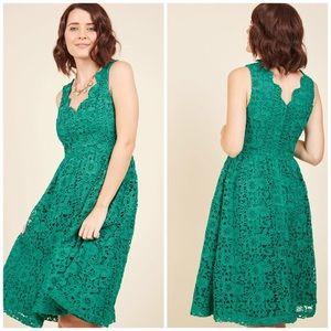 ModCloth lace cocktail dress